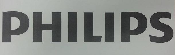 フィリップス社が税関総署に登録した「PHILIPS」商標