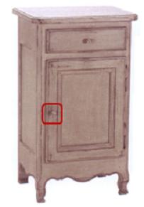 引用された意匠(出願日:2005/8/8、出願番号:3-2005-00743、分類:06-04)