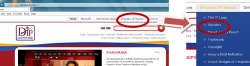知的財産局(DIP)トップページ